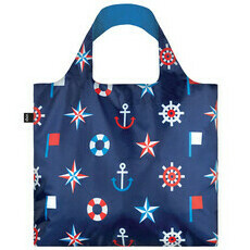 Loqi Nautical Classic Tote Bag