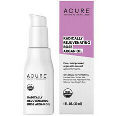 Acure Radically Rejuvenating™ Rose Argan Oil