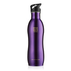 Onya Stainless Steel Drink Bottle 1 Litre - Purple