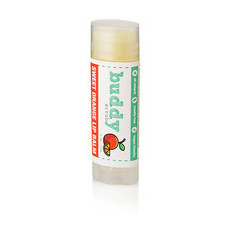 Buddy Scrub Lip Balm - Sweet Orange