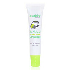 Buddy Scrub Lip Scrub - Matcha & Lime