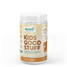 NuZest Kids Good Stuff - Vanilla Caramel