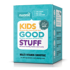 NuZest Kids Good Stuff Sachets - Mix Pack