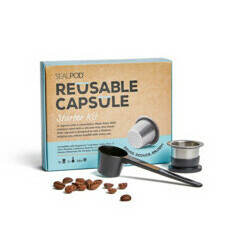 Reusuable Coffee Capsules Starter Pack
