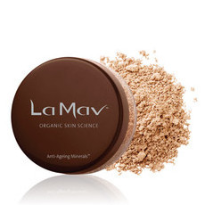 La Mav Anti-Ageing Mineral Foundation - Medium