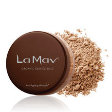 La Mav Anti-Ageing Mineral Foundation - Dark