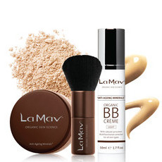 La Mav Anti-Ageing Minerals™ Be Beautiful Starter Kit - Light