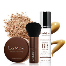 La Mav Anti-Ageing Minerals™ Be Beautiful Starter Kit - Dark
