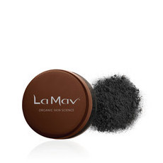La Mav Vegan Mineral Eyeshadow - Matt Black