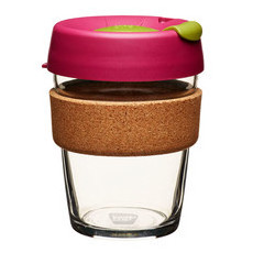 KeepCup Brew Cork Edition - Medium - Cinnamon