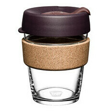 KeepCup Brew Cork Edition - Medium - Press