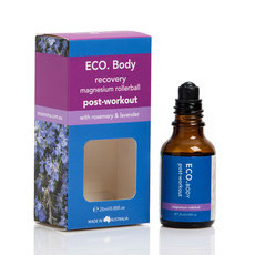 ECO. Body Recovery Magnesium Rollerball - Post-workout