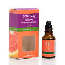 ECO. Body Recovery Magnesium Rollerball - Tone