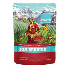 Power Super Foods Goji Berries