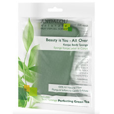 Andalou Naturals Beauty is You - All Over - Konjac Body Sponge