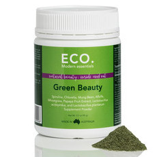 ECO. Green Beauty Powder