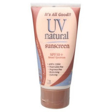 UV Natural Sunscreen SPF 30+