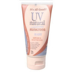 UV Natural Sunscreen Baby SPF 30+