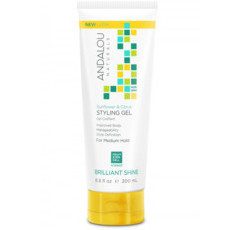 Andalou Naturals Sunflower & Citrus Brilliant Shine Styling Gel