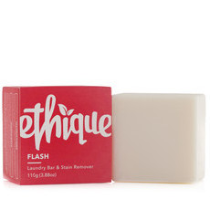 Ethique Flash! Solid Laundry Bar & Stain Remover