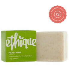 Heali Kiwi Solid Shampoo for Touchy Scalps