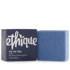 Ethique Tip-to-Toe - Men's Shampoo & Shaving Bar