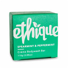 Ethique Spearmint & Peppermint Créme Bodywash Bar