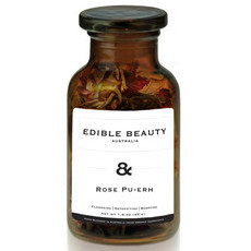 Edible Beauty & Rose Pu-Erh