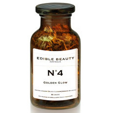 Edible Beauty Tea No. 4 - Golden Glow