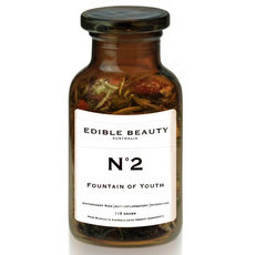Edible Beauty Tea No. 2 - Fountain of Youth