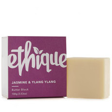 Ethique Butter Block - Divine Jasmine & Ylang Ylang Body Lotion