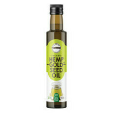 Hemp Foods Australia Organic Cold Pressed Hemp Oil