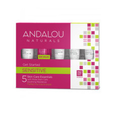 Andalou Naturals Get Started Kit - Sensitive