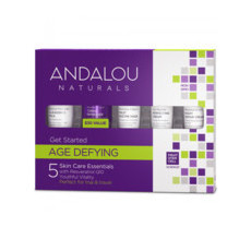 Andalou Naturals Get Started Kit - Age Defying