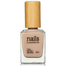 Life Basics Breathable Nail Polish - Nudie Rudie