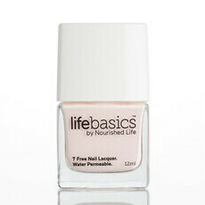 Life Basics Vegan Nail Polish - Sheer Marshmallow