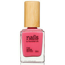 Life Basics Vegan Nail Polish - The Future is Fuchsia