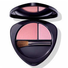 Dr. Hauschka Blush Duo - 02 Dewy Peach