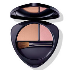 Dr. Hauschka Blush Duo - 03 Sun-kissed Nectarine