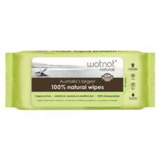 WOTNOT Biodegradable Baby Wipes - Travel Case REFILL
