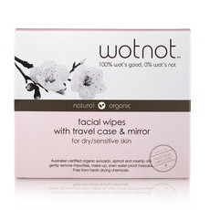 WOTNOT Facial Wipes - Dry/Sensitive
