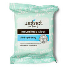WOTNOT Facial Wipes - Ultra-hydrating