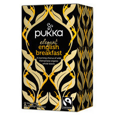 Pukka Tea - Elegant English Breakfast