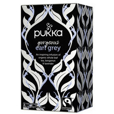 Pukka Tea - Gorgeous Earl Grey