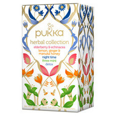 Pukka Tea - Herbal Collection