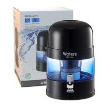 Waters Co BIO 1000 Black Edition 10 Litre Bench Top Water Filter