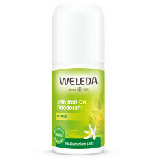 Weleda Citrus 24h Roll-On Deodorant