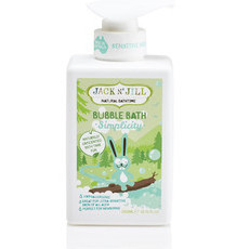 Jack N' Jill Natural Bathtime Bubble Bath - Simplicity