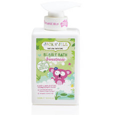 Jack N' Jill Natural Bathtime Bubble Bath - Sweetness