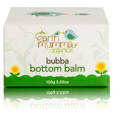 Earth Mumma Organic Bubba Bottom Balm
